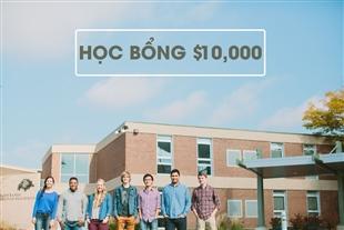 Học bổng $10,000 từ Grand Rapids Christian School - Trường trung học tư thục tốt nhất khu vực Grand Rapids