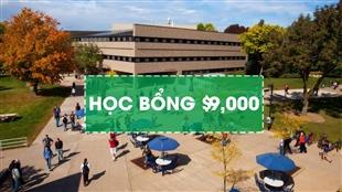 Học bổng du học Mỹ trị giá $9,000 từ University of Wisconsin-Platteville