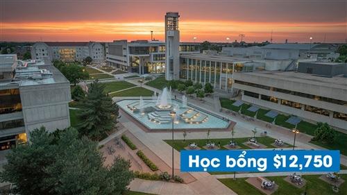 Học bổng du học lên đến $12,750 từ Missouri State University – Top 2 những trường đại học danh tiếng nhất toàn bang Missouri