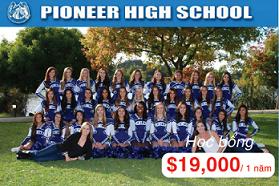 Học bổng du học Mỹ lên đến $19,000 tại Pioneer Academy - #1 trường tư thục tốt nhất ở Passaic