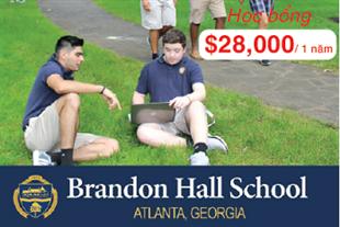 Brandon Hall School và học bổng $28,000/năm cho học sinh của Nam Anh