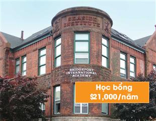 Học bổng du học Mỹ từ Bridgeport International Academy lên đến $21,000/ năm