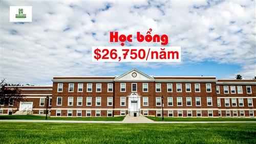 Du học Mỹ tại trường Foxcroft Academy với học bổng lên đến $26,750