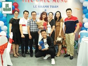 Chúc mừng hai bạn học sinh Cao Phương Linh và Lê Khánh Toàn giành học bổng du học Mỹ