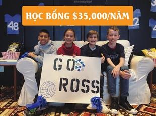 Du học Mỹ cùng cơ hội sở hữu học bổng lên đến $35,000 từ Ross School