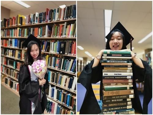 Du học Mỹ thực sự không khó đến thế - Chia sẻ từ Thạc sĩ Quản lý dự án Nguyễn Lan Phương