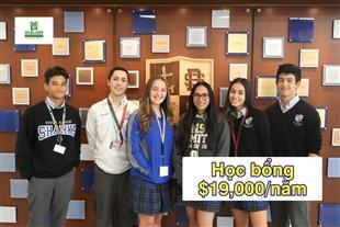 Cơ hội sở hữu học bổng du học Mỹ từ Divine Savior Academy lên đến $19,000