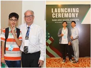"""Hình ảnh sự kiện """"Triển lãm học bổng Mỹ 2019"""" tại TP. Hồ Chí Minh với hơn 40 trường THPT, Đại học Mỹ"""